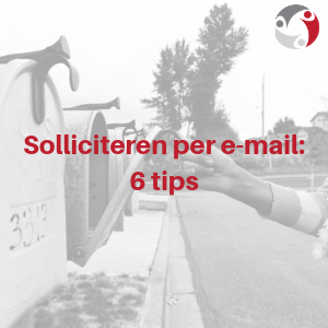 6 tips om per mail te solliciteren